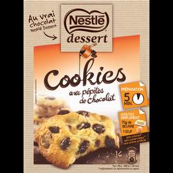 Préparation pour cookies aux pépites de chocolat NESTLE dessert, 351g