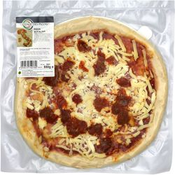 PIZZA BUFALLINA 550 GRS