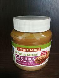 Pâte à tartiner au spéculoos  bio 350g Ethiquable