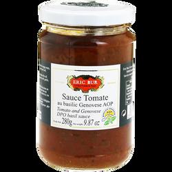 Sauce tomate basilic ERIC BUR, 280g