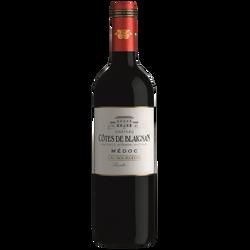 Médoc AOP rouge Château Côtes De Blaignan 2016 75cl