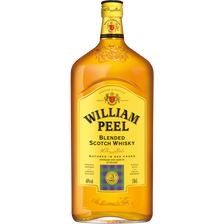 William Peel Scotch Whisky Blend Old , 40°, Bouteille De 1,5l