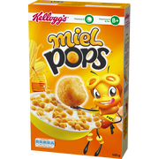 Kellogg's Céréales Kellogg's Miel Pops, 400g