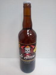 Bière Blonde LA SARCE Triple 9° 75CL