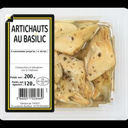 Artichauts marinés, 200g