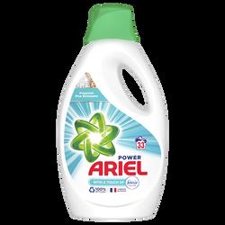 Lessive liquide febreze ARIEL 1,815l 33 doses