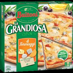 Pizza grandiosa formaggi genorosi BUITONI, 570g