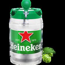 Heineken Bière Blonde , 5°, Mini Fût Pression De 5l