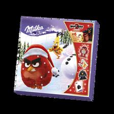 Milka Calendrier De L'avent Angry Birds Digital , 143g