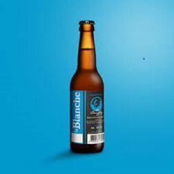 Bière du Bouffay Blanche 5° Bouteille 75cl