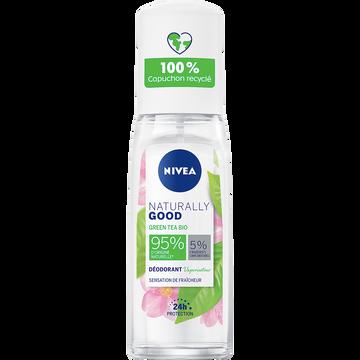 Nivea Déodorant Green Tea Naturally Good Spray 75ml