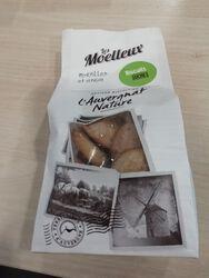 Moelleux myrtille citron Artisan biscuitier Saint Rémy de Chargnat 140g