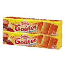 Mongouters SAINT GEORGES. 2 paquets de 25 biscuits, 350g