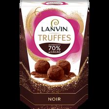 Lanvin Truffes Noir 70% De Cacao , 250g