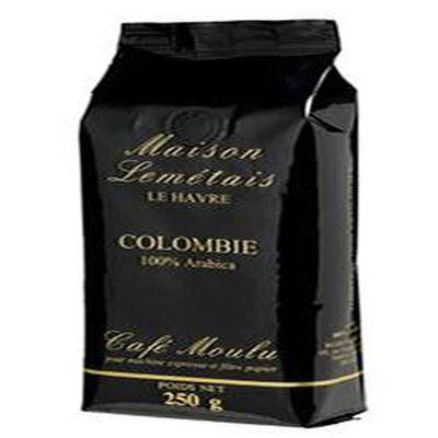 CAFE SAVEURS AMERIQUE 250 G LEMETAIS