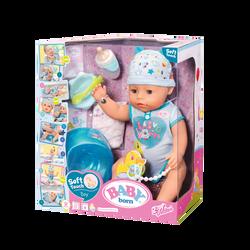 Poupon garçon Baby born soft touch - 43cm - Dès 3 ans