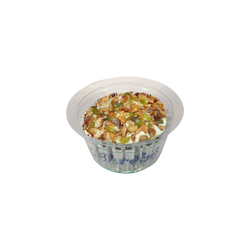 Fromage frais au lait pasteurisé Le Chevreuille Enrobé Amandine, 22,2%MG, 80g