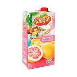 Boisson rafraîchissante aux fruits parfum goyave, BANGA, 2l