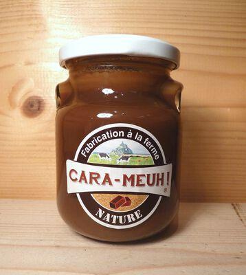 CARA.MEUH TARTINER NATURE