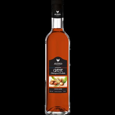 Crême de châtaigne d'Archèche Aelred EYGUEBELLE, 16°, bouteille en verre de 50cl