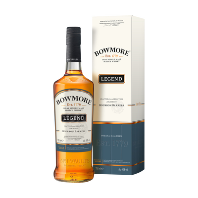 Scotch whisky single malt BOWMORE LEGEND, 40°, 70cl