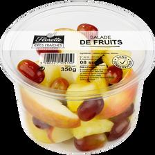 Salade de fruits de saison, FLORETTE, barquette 350g