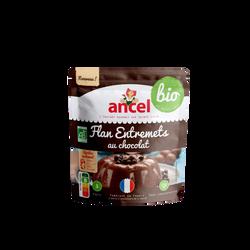 Flan entremets au chocolat bio ANCEL 58g