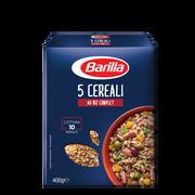 Barilla 5 Céréales Au Riz Complet 10 Minutes Barilla, 400g