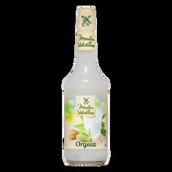 Sirop d'orgeat MOULIN DE VALDONNE, bouteille en verre de 70cl