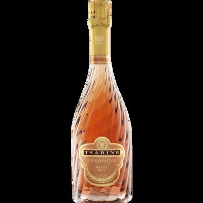 Champagne brut rosé AOC TSARINE, 12°, 75cl