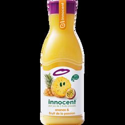 Pur jus réfrigéré ananas/fruit de la passion INNOCENT, 90ml
