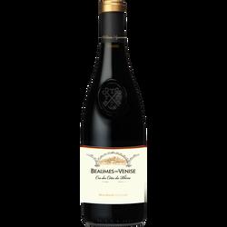 Vin rouge AOP des côtes du Rhône BEAUMES DE VENISE, 75cl