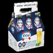 Kronenbourg Bière Blonde Sans Alcool Kronenbourg 6x25cl