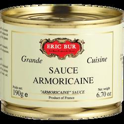 Sauce a l'armoricaine ERIC BUR, 190g
