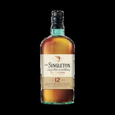 Scotch whisky single malt THE SINGLETON, 12 ans d'âge,40°, 70cl
