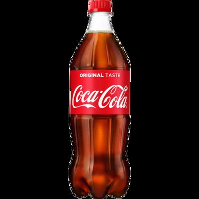COCA COLA regular, bouteille de 1l