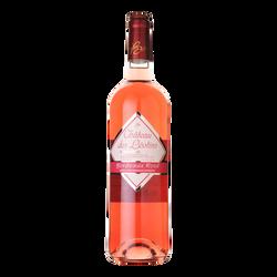 Bordeaux rosé AOP Château des Léotins, 75cl