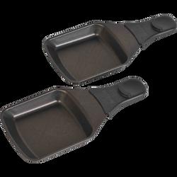 Coupelle à raclette carrée TEFAL x2