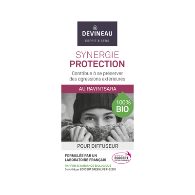 Synergie protection bio, 10ml, huile essentielle