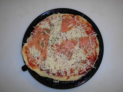 PIZZA FRAICHE  NORVEGIENNE