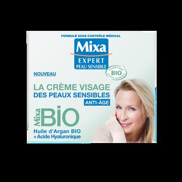 Mixa Crème Cica Bio Intensif Peaux Seches Mixa Bio, Tube De 50ml