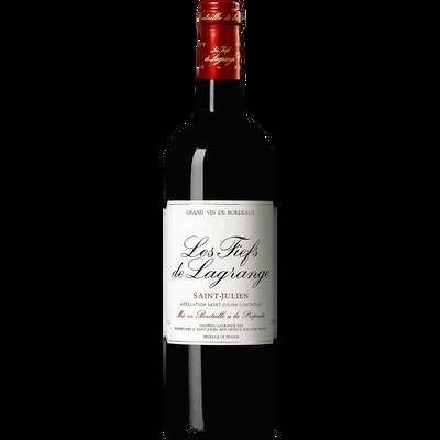 Vin rouge AOP St Julien Les Fiefs de Lagrange, 6 bouteilles de 75cl