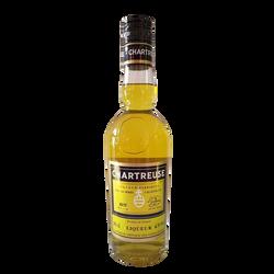 Liqueur CHARTREUSE jaune 43° bouteille de 35cl
