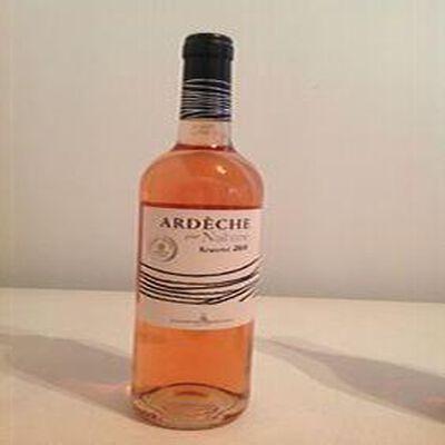 Ardèche par Nature Réserve 2016 IGP Rosé Vignerons ardéchois