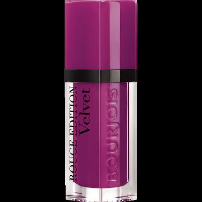 Rouge à lèvres édition velvet 021 saperliprunette BOURJOIS, nu, 7.7 ml