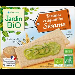 JB TARTINES CRAQ SÉSAME