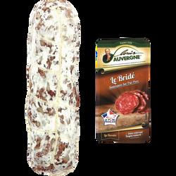 """Saucisson sec """"le bridé"""", 450g"""