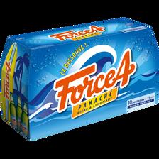 Panaché FORCE 4, 0,8°, 10x25cl