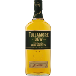 Whisky Irland Dew Finest Old TULLAMORE DEW, 40°, 70cl