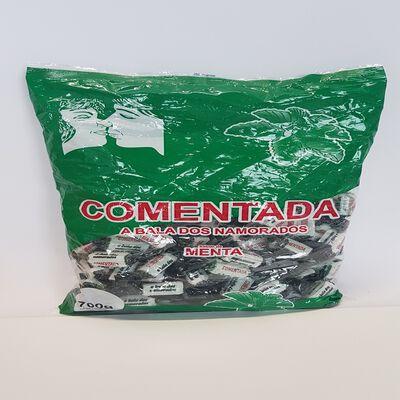 BALA COMENTADA MENTA 700G